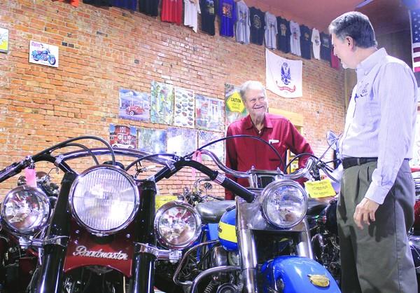 Kansas Motorcycle Museum - A hidden gem of the Midwest