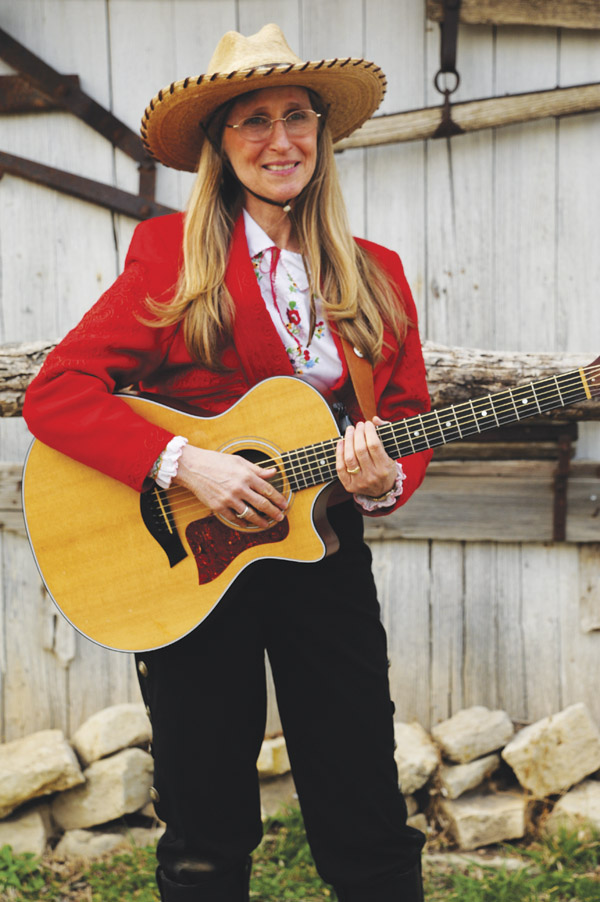 Annie Wilson puts beauty of the Kansas Flint Hills into song
