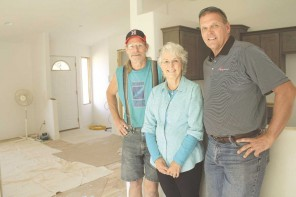 Linton, Duffy remodel home for Robbs