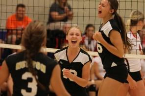 Photos: Newton Volleyball at Preseason AVCTL Tournament