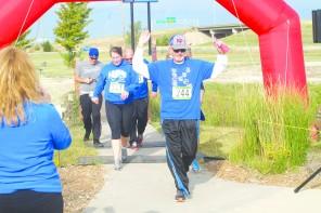 NMC Second Annual Run draws 90