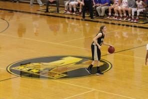 Newton girls' basketball looking at bright future
