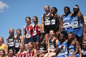 Railer girls run away with first ever team title