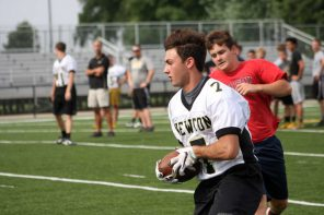 Railers and Swathers join up for 7-on-7