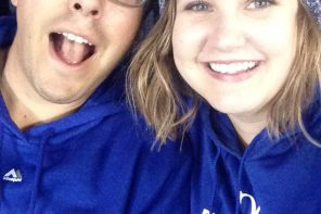 Royals win, I should probably wife her