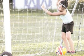 Game of the Week: Real Newton 8U girls soccer ready to start the season