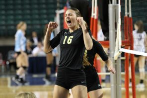 Railer Volleyball wins two
