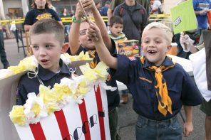 Getting s'more: Thousands turn out for Taste of Newton