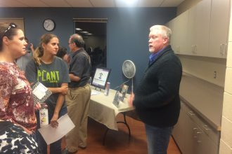 Harvey County Homeless Shelter Director James Wilson  discusses upcoming changes.