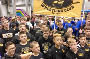 Newton Wrestling Club sees most ever placers at state