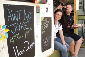 Ain't No Joke: Upcoming food truck rally a spice of life