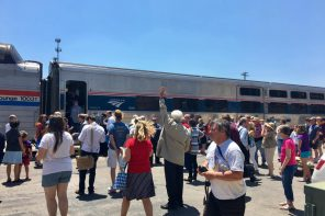 Newton Amtrak Service in jeopardy