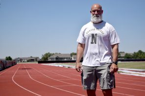 Remsberg earns another Girls Track Coach of the Year Award