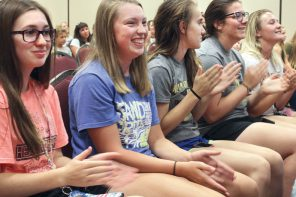 Railer pride: Pep rally honors spring athletes