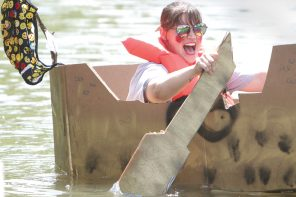 PHOTO GALLERY: Cardboard Regatta, Duck Derby draw crowds Saturday