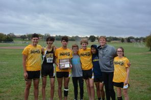 Newton runners perform well at regionals, now on to state