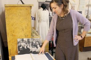 New museum director brings passion to job