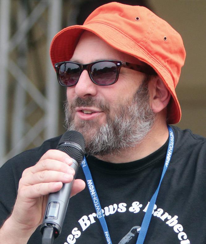 Bruce Behymer, MD