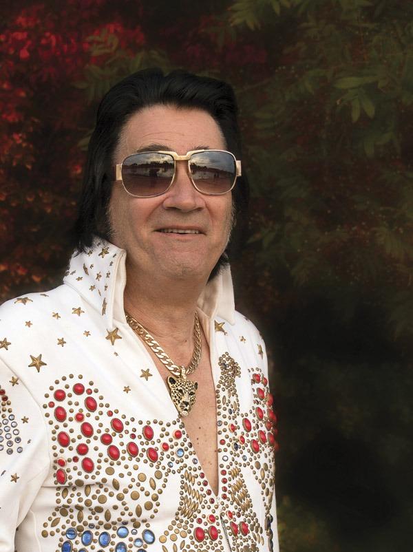 Elvis tribute show coming to Newton?s Fox Theatre