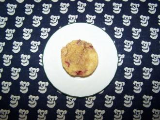 Strawberry Coffee Cake Muffin