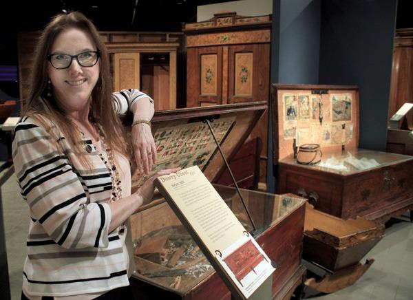 Kauffman Museum director  combines love of art, history