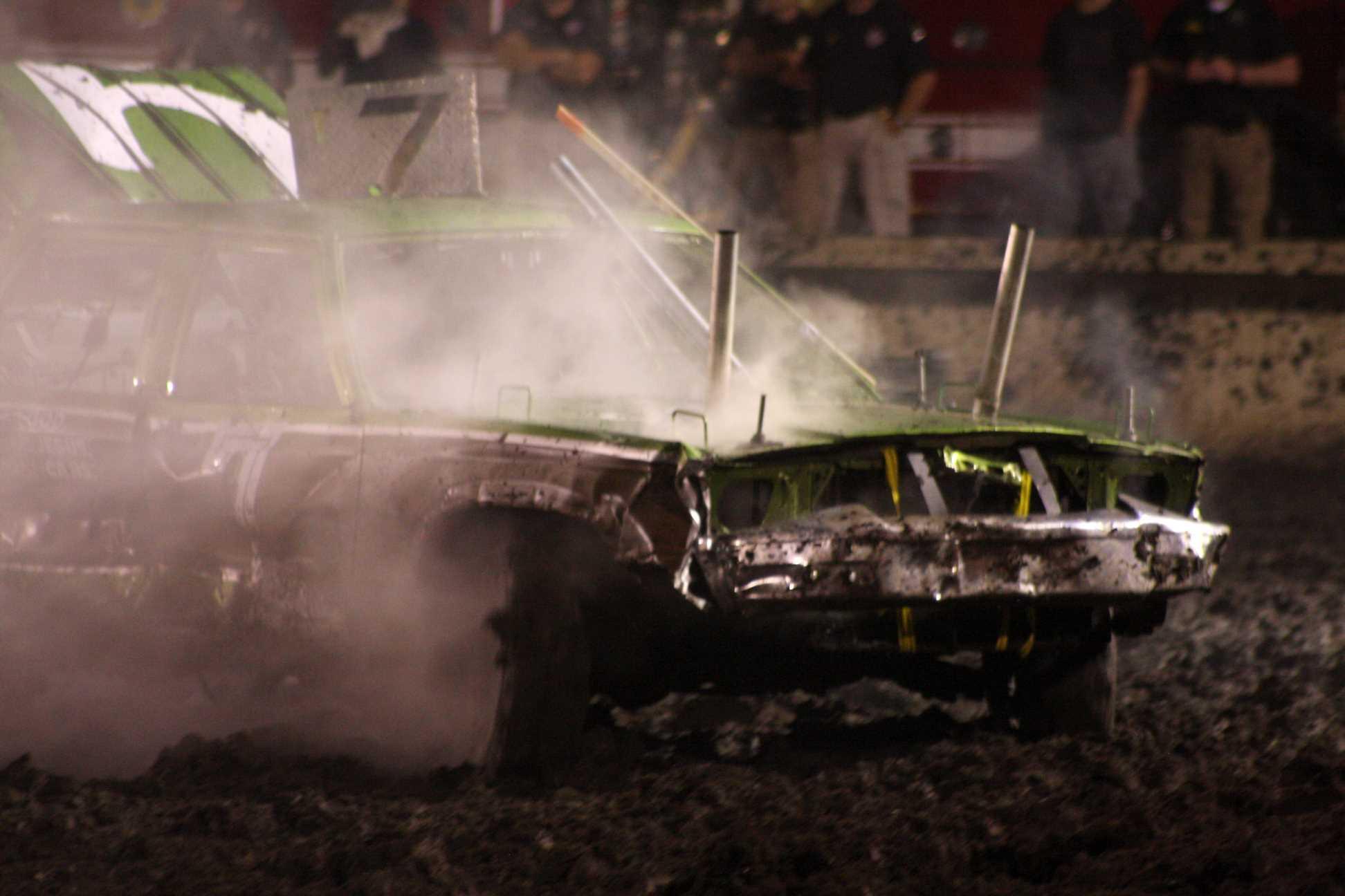 Photo Gallery: Demolition Derby