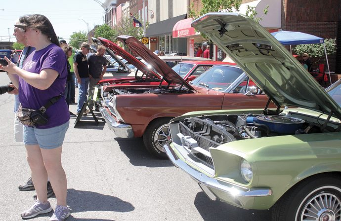 The state recently changed its definition of antique vehicles.