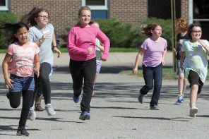 Running for wellness: The Girls Way to take part in local Red Hot Chili Pepper Race