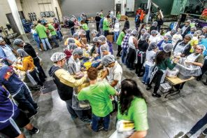 Feeding the hungry: Ag Academy spearheads food-packaging event