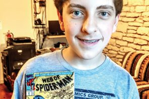 'With great power': High school fan reflects on Spider-Man, Stan Lee