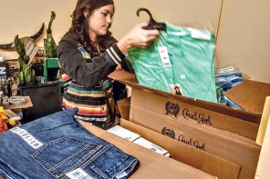 Willard ropes herself a boutique in Newton