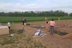 Plots available in Sedgwick community garden
