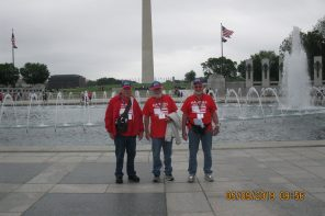Halstead veterans participate in honor flight