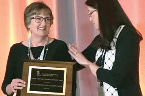 Newton woman gets National Kidney Foundation lifetime achievement award