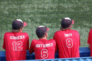 Three baseball players represent Sedgwick in all-star game