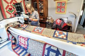 Sewing together a tour: Area guild quilt event on Saturday in Newton, Hesston