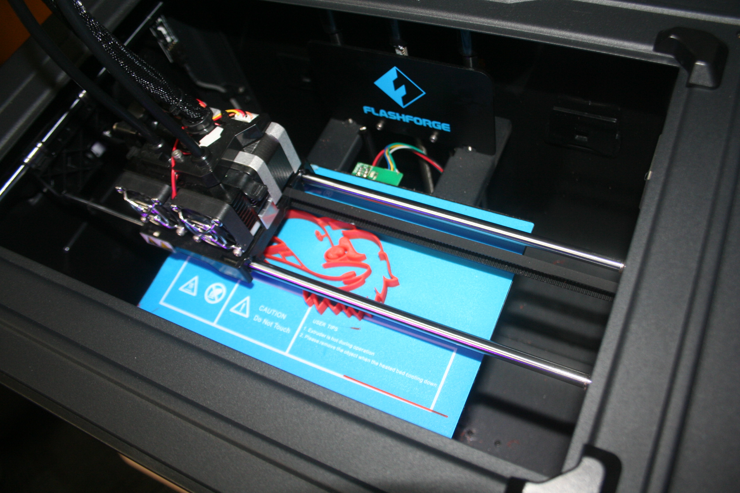 3D printers help to shape the future in Sedgwick