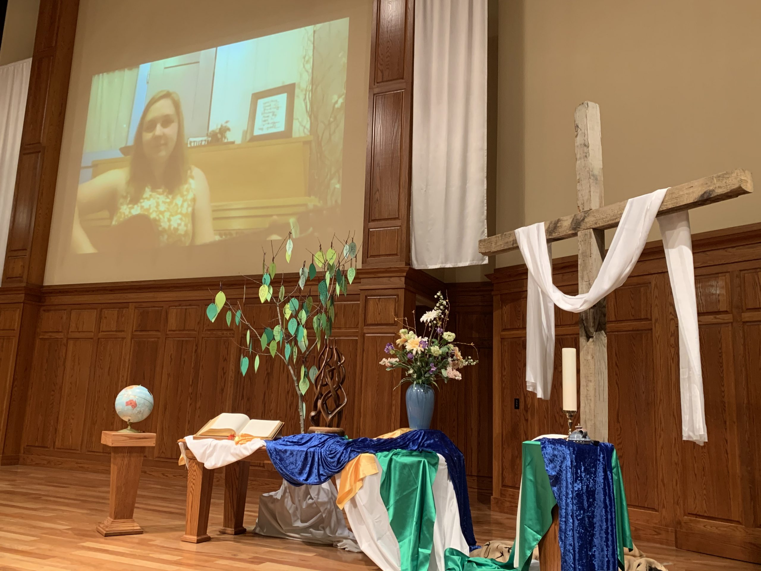 Local church finds new ways to connect with each other