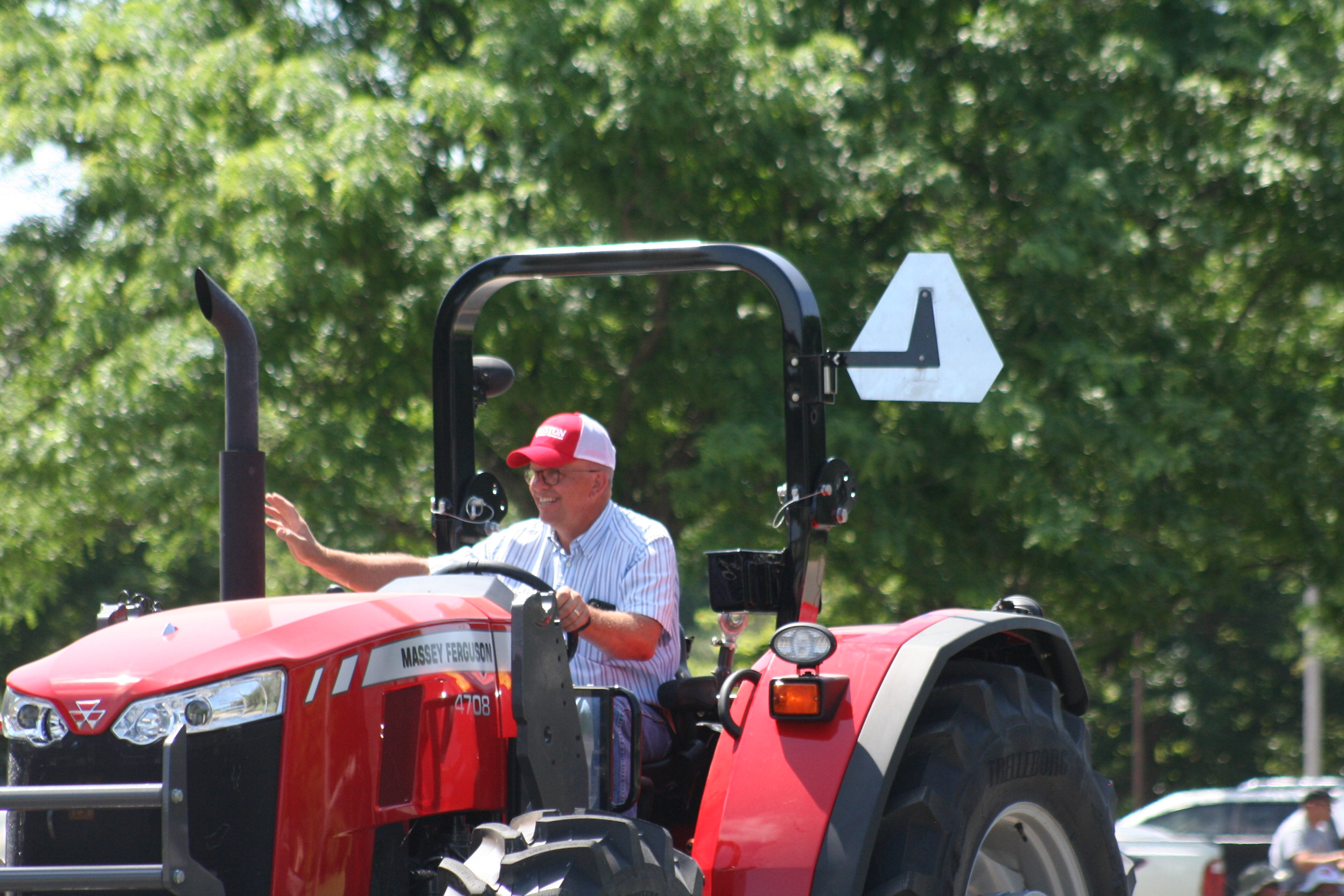 AGCO shows its products to the local community in unique way