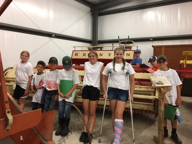 Hesston Recreation keeps youth busy during the COVID-19 summer