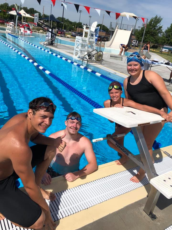 Canceled meet doesn't slow down Hesston swimmers