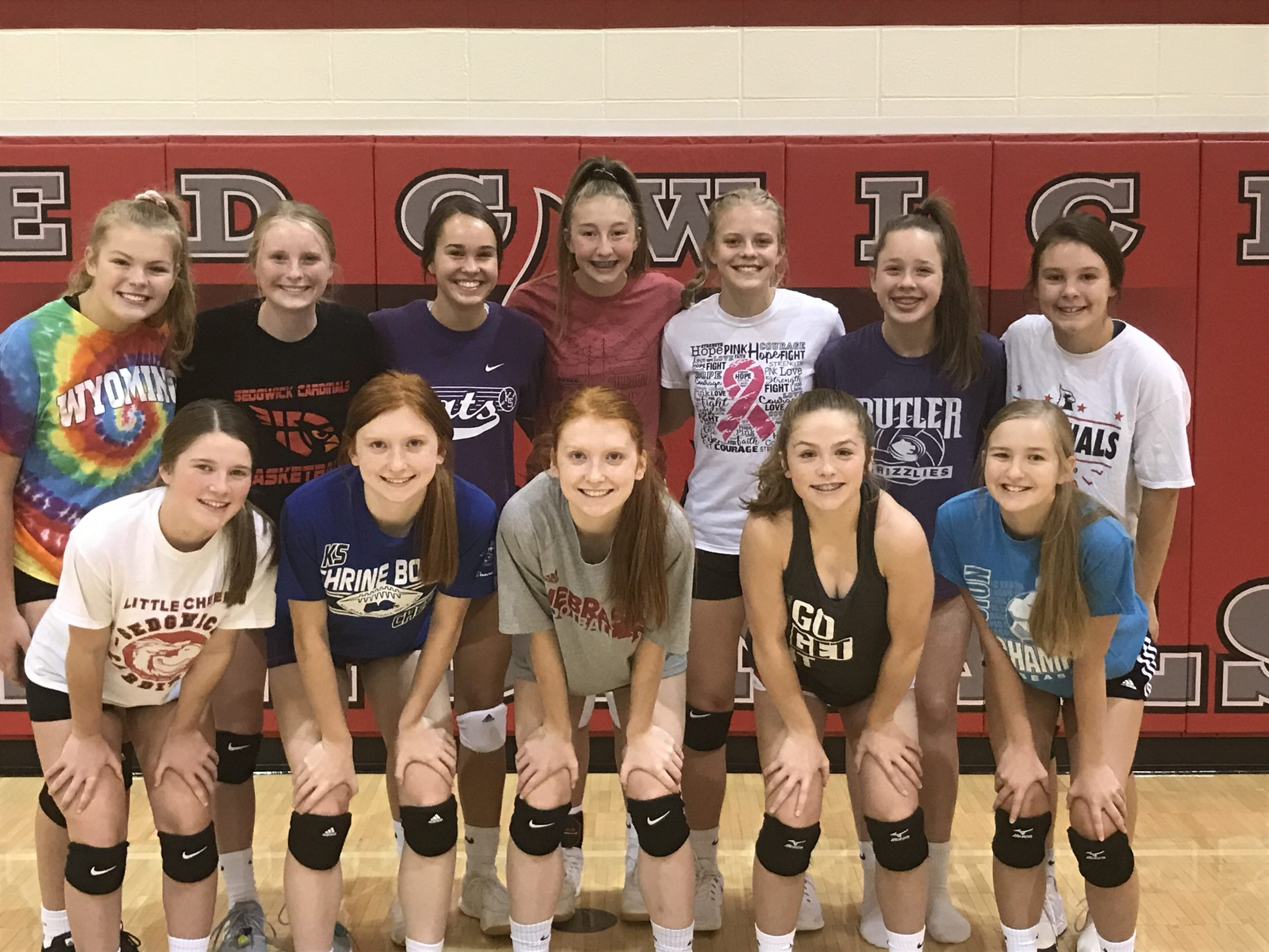 Sedgwick volleyball team starts strong