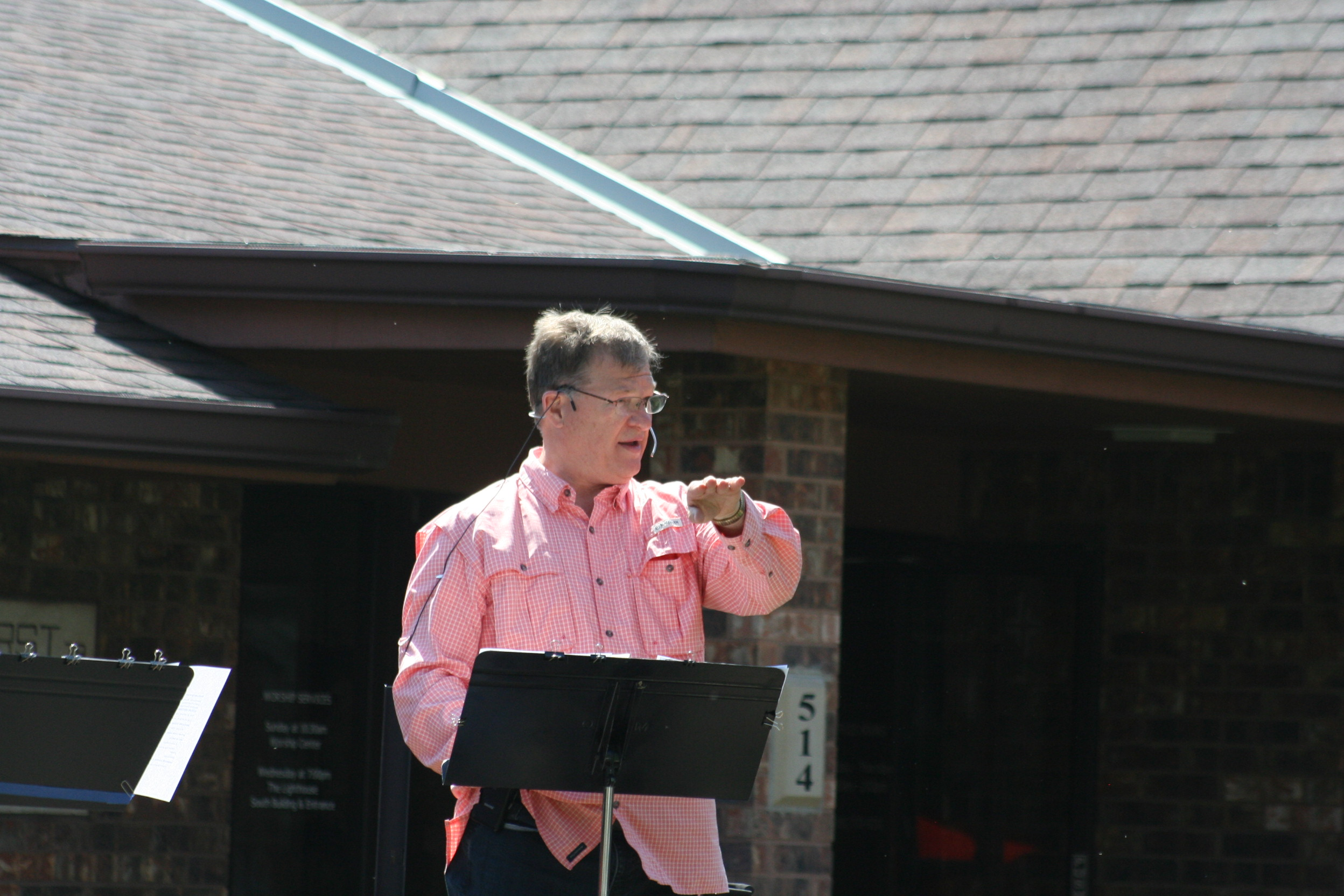 Sedgwick pastor has followed his calling for over half a century