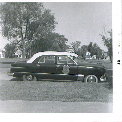 Sedgwick Historical Society honors police officers