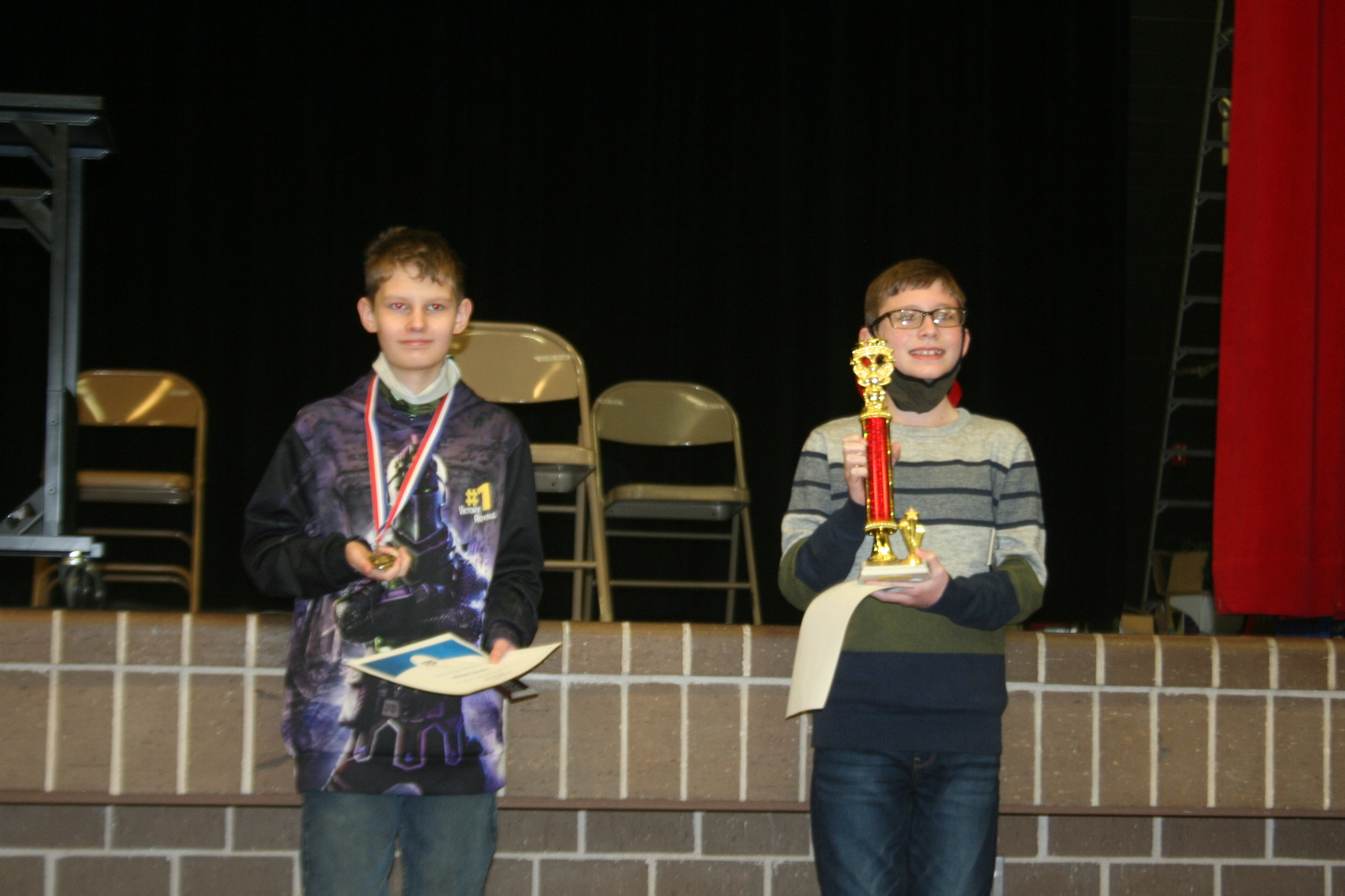 Hanke wins Sedgwick spelling bee with 'pastry'
