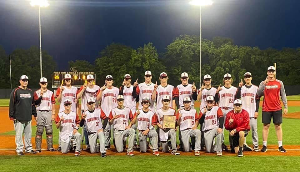 Sedgwick baseball defends its Regional Championship