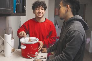 Cinco de Mayo: Sophomore inspires meal at NHS