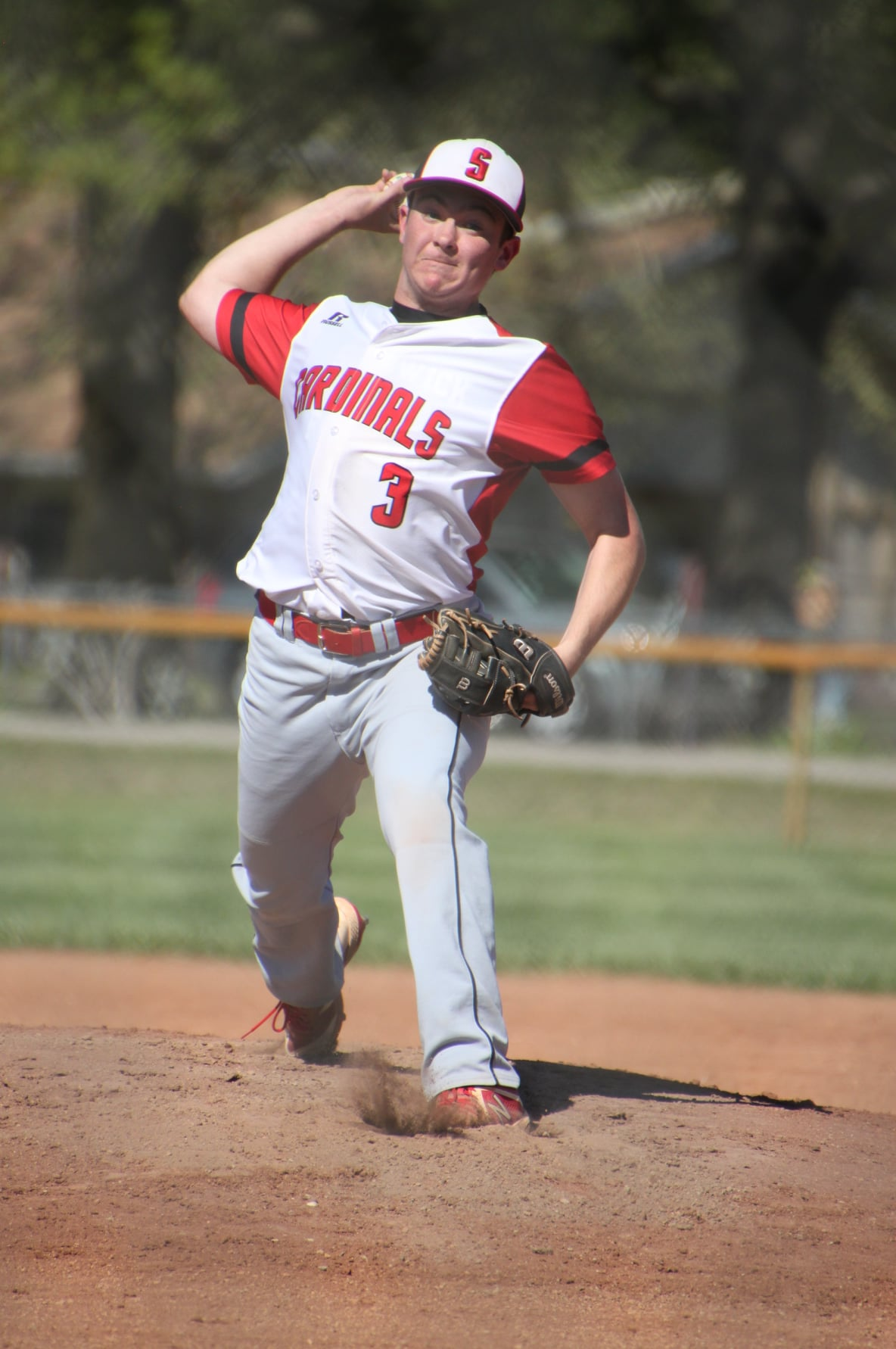 Crumrine named KABC Pitcher-of-the-Year