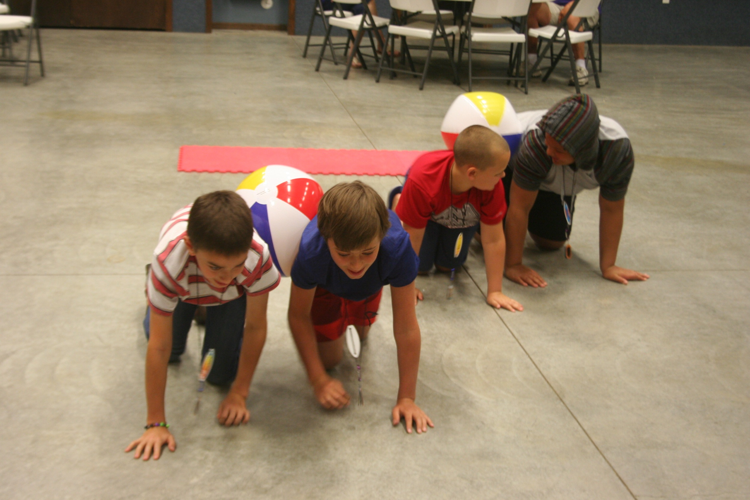 Swimming and barbecue will be included in VBS this year