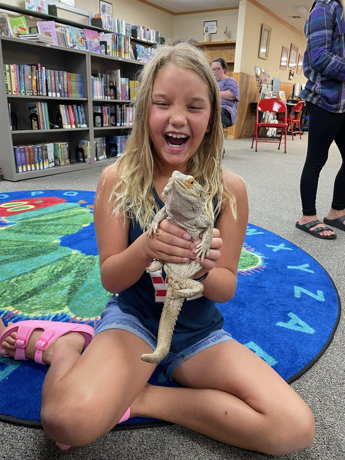 Sedgwick Library tells tales of tails this summer